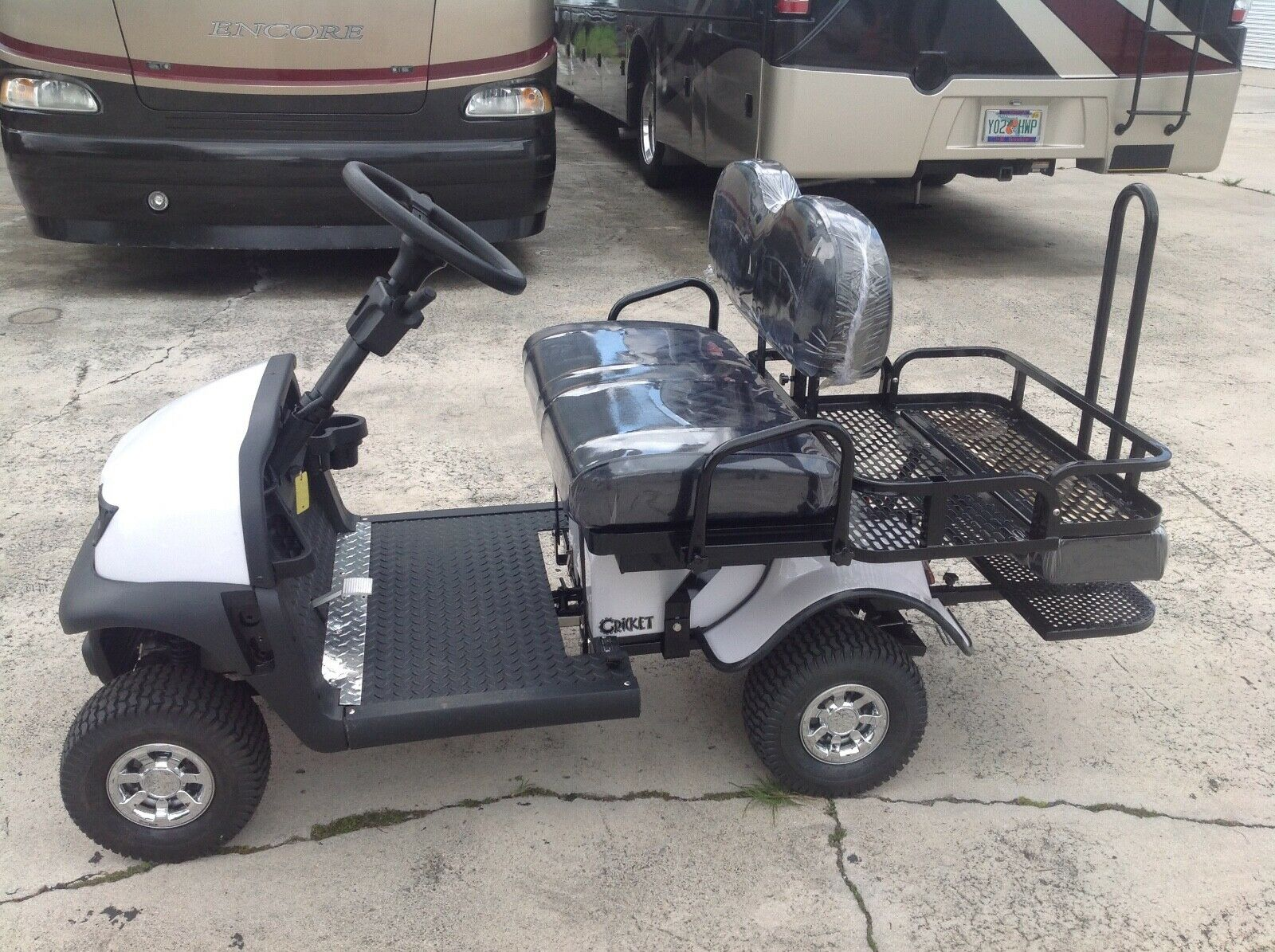 Cricket Rx 5 Mini Mobility Golf Cart Cricket Rx 5 Mini Carts